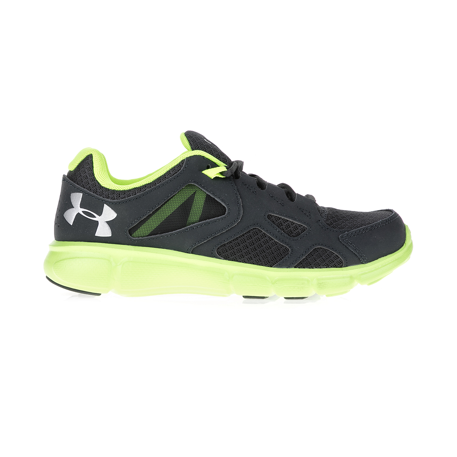 UNDER ARMOUR - Ανδρικά αθλητικά παπούτσια UNDER ARMOUR THRILL μαύρα-πράσινα