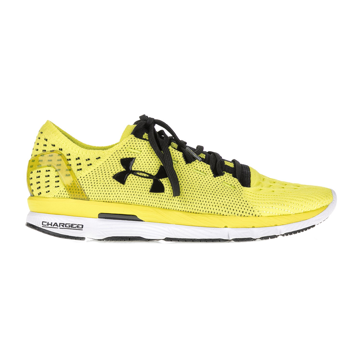 UNDER ARMOUR – Ανδρικά αθλητικά παπούτσια UNDER ARMOUR SPEEDFORM SLINGSHOT κίτρινα-μαύρα