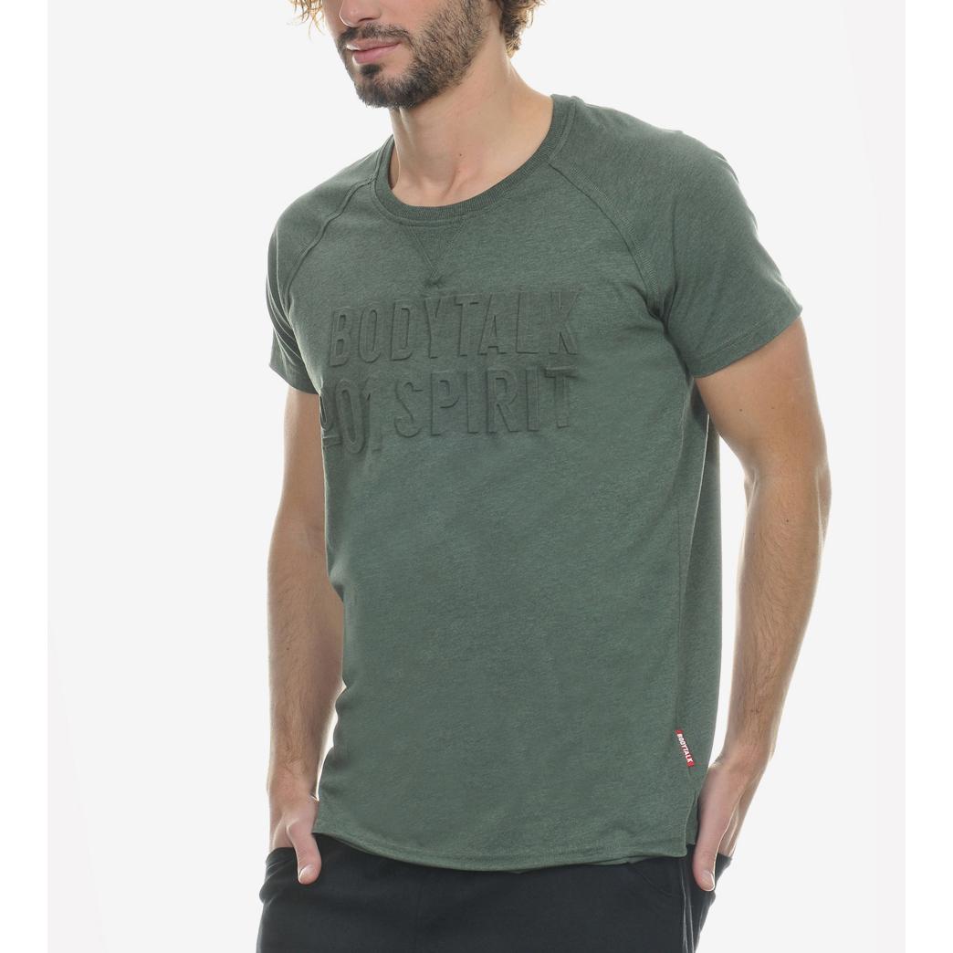 BODYTALK – Αντρική μπλούζα BODYTALK πράσινη