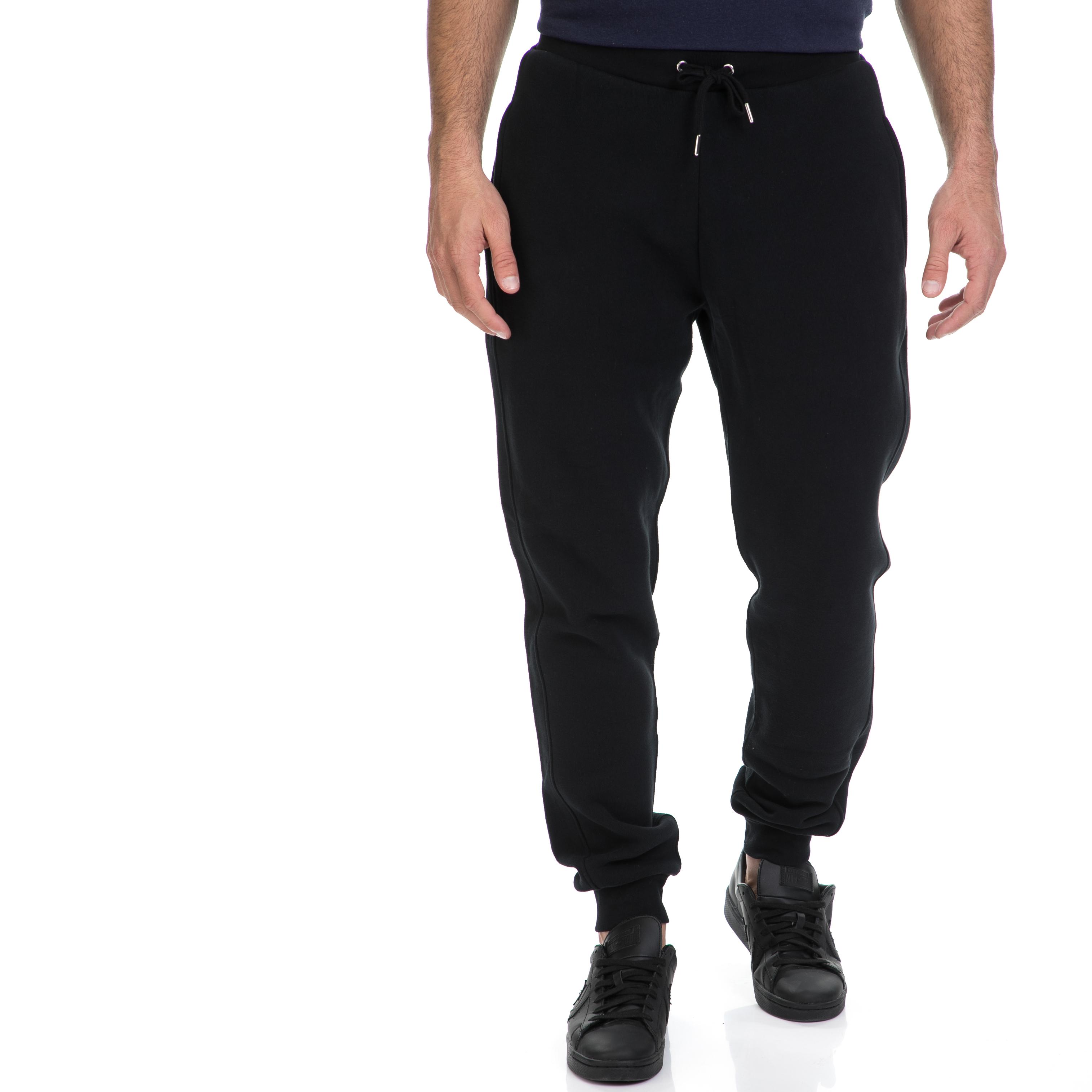 AMERICAN VINTAGE – Ανδρικό παντελόνι φόρμας American Vintage μαύρο
