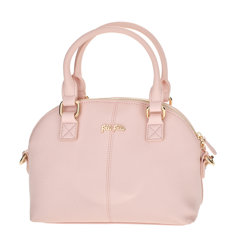 FOLLI FOLLIE – Γυναικεία μικρή τσάντα χειρός Folli Follie ροζ 1618093.0-0000
