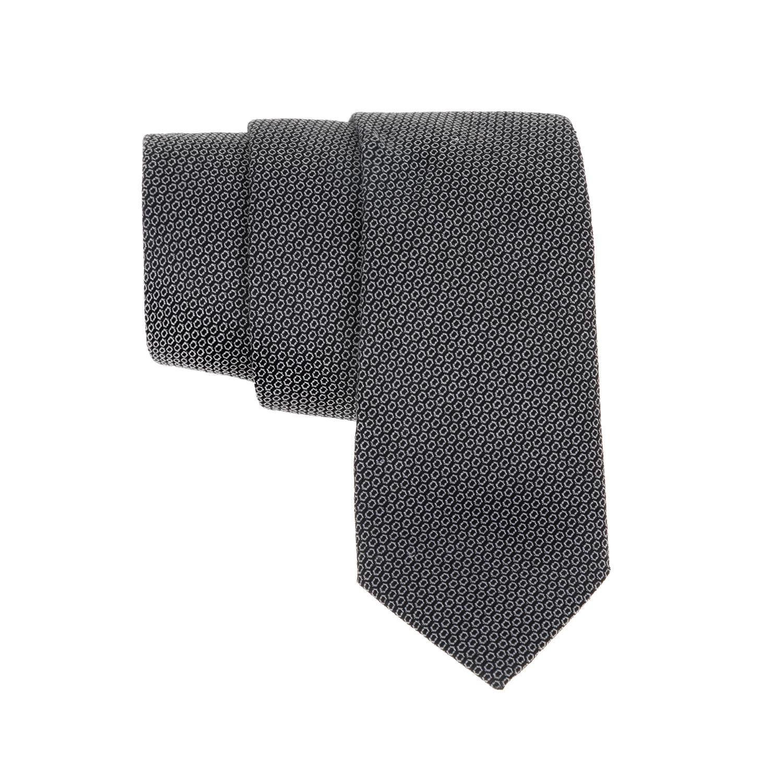 CALVIN KLEIN JEANS – Ανδρική γραβάτα CKM NAVELLI μπλε
