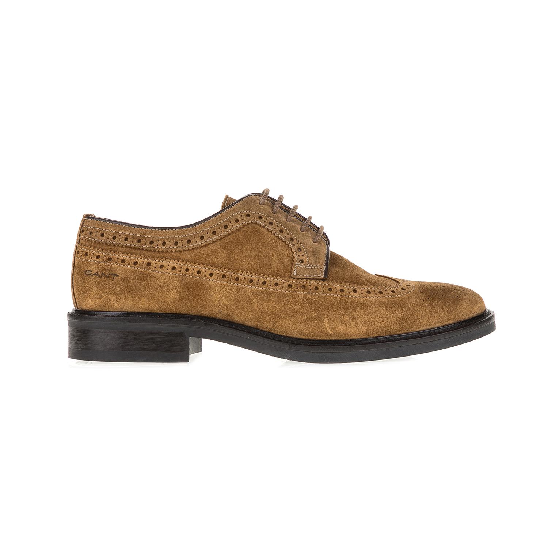 GANT – Ανδρικά παπούτσια GANT Albert καφέ