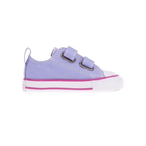 CONVERSE-Βρεφικά sneakers CONVERSE Chuck Taylor All Star 2V Ox μοβ