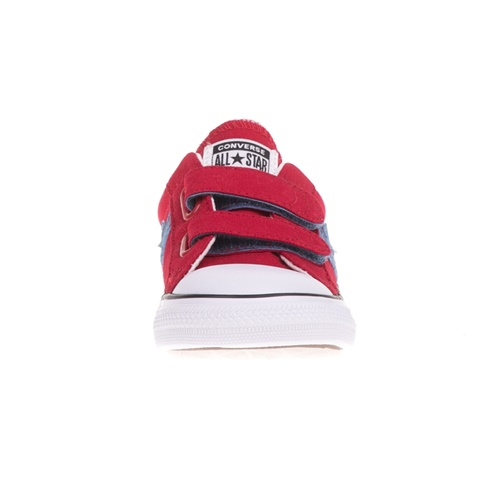 CONVERSE-Βρεφικά sneakers CONVERSE Star Player 2V Ox κόκκινα