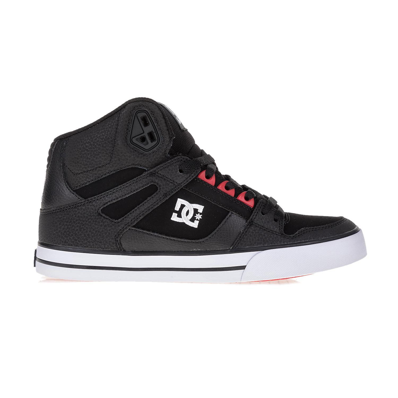DC – Ανδρικά αθλητικά μποτάκια DC SPARTAN HIGH μαύρα