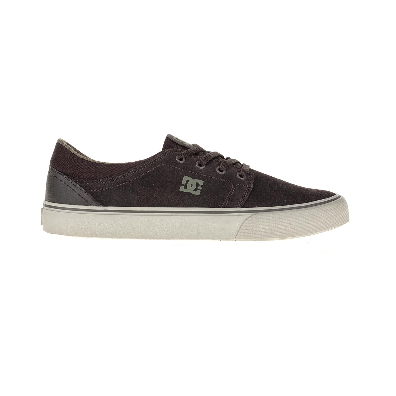 DC – Ανδρικά αθλητικά παπούτσια DC ΤRASE SD M καφέ