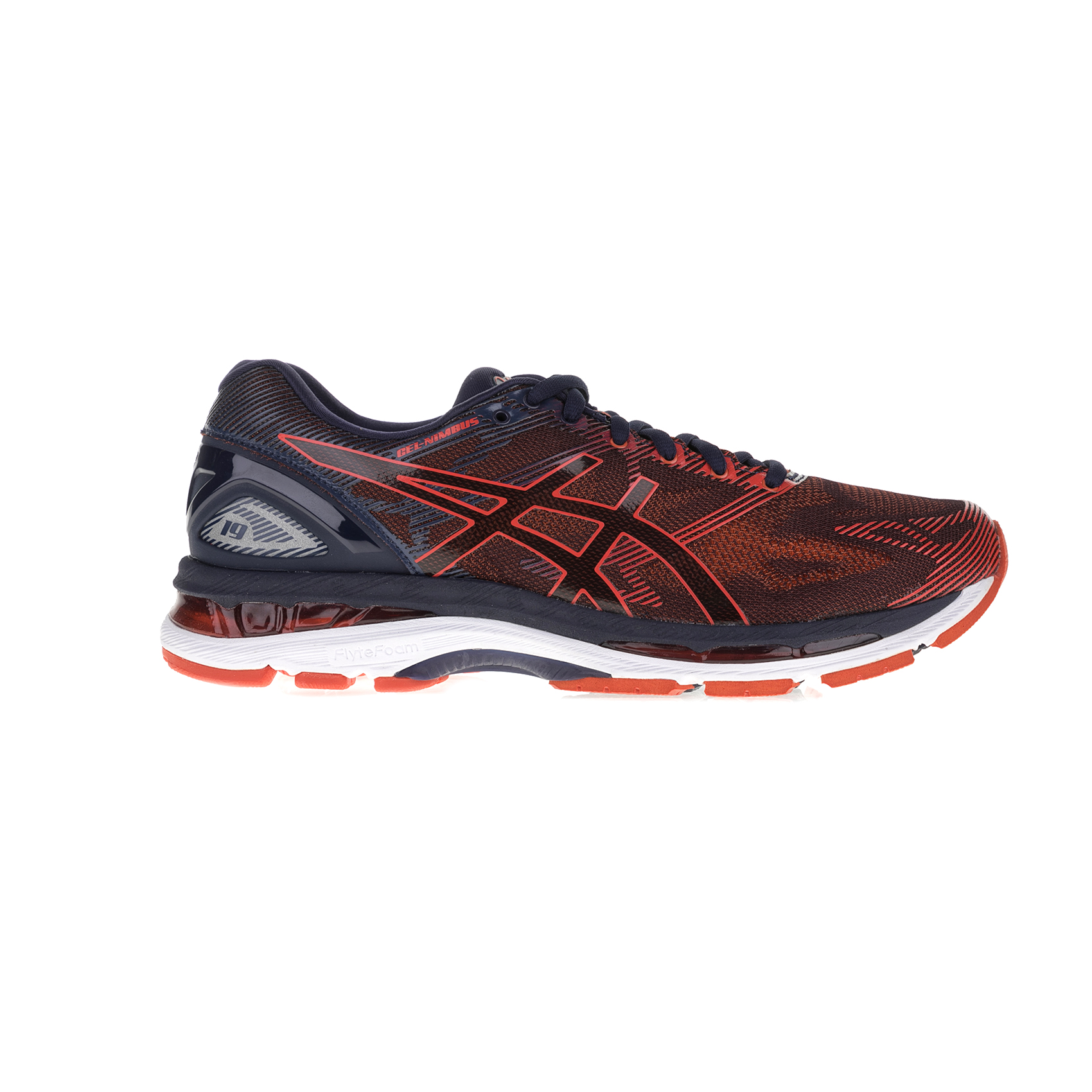 ASICS – Ανδρικά παπούτσια ASICS GEL-NIMBUS 19 πορτοκαλί