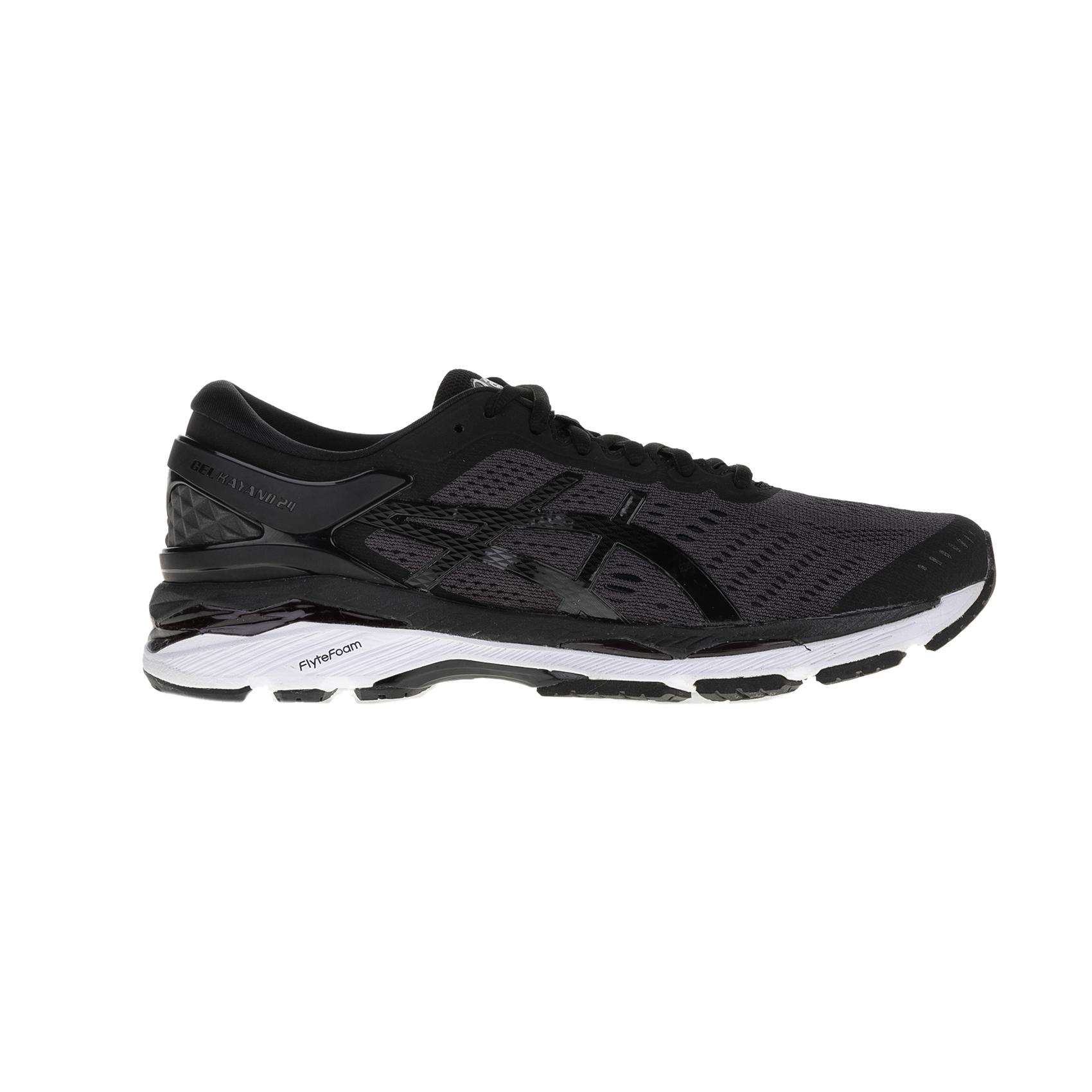 ASICS - Ανδρικά αθλητικά παπούτσια ASICS GEL-KAYANO 24 μαύρα ανδρικά παπούτσια αθλητικά running