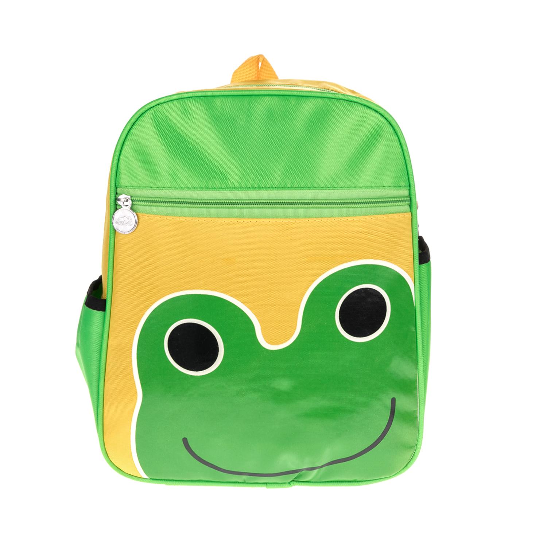 MOOD MAKERS – Τσάντα πλάτης Mood Makers πράσινη-κίτρινη