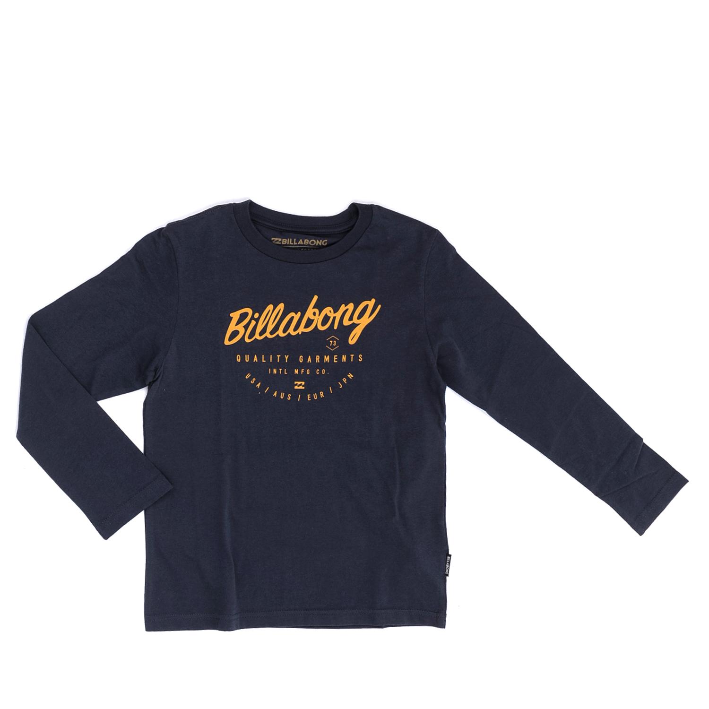BILLABONG – Παιδική μπλούζα BILLABONG HALF μπλε