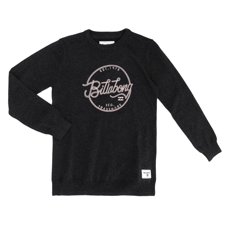 BILLABONG – Παιδικό πουλόβερ BILLABONG LOK γκρι