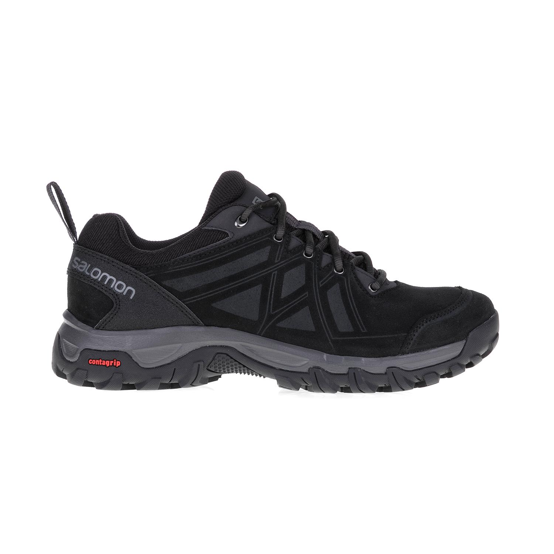 SALOMON – Ανδρικά παπούτσια SALOMON μαύρα-γκρι