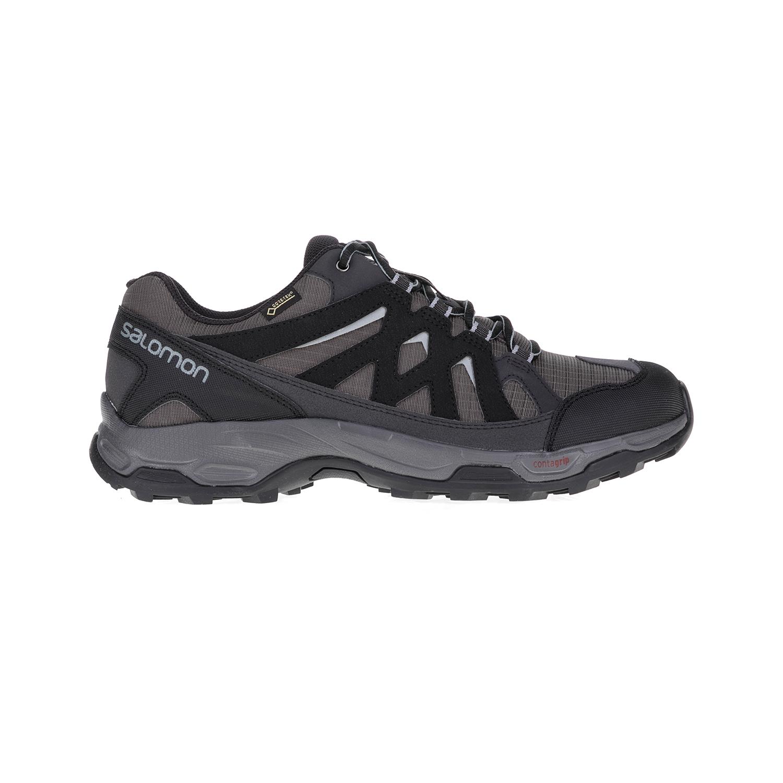 SALOMON – Ανδρικά παπούτσια SALOMON γκρι-μαύρα