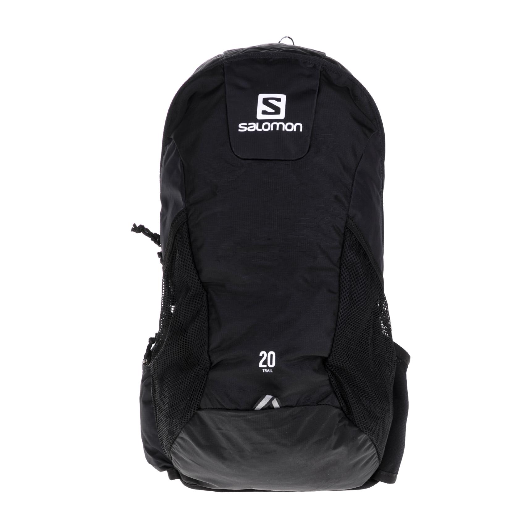 SALOMON – Σακίδιο πλάτης SALOMON PACKS BAG TRAIL 20 B μαύρο
