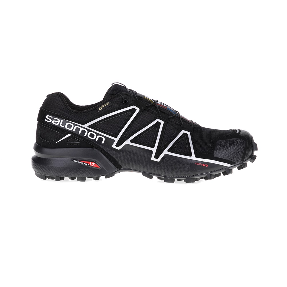 SALOMON - Ανδρικά αθλητικά παπούτσια TRAIL RUNNING SHOES SPEEDCROS SALOMON  μαύρα d1ea5fe6734