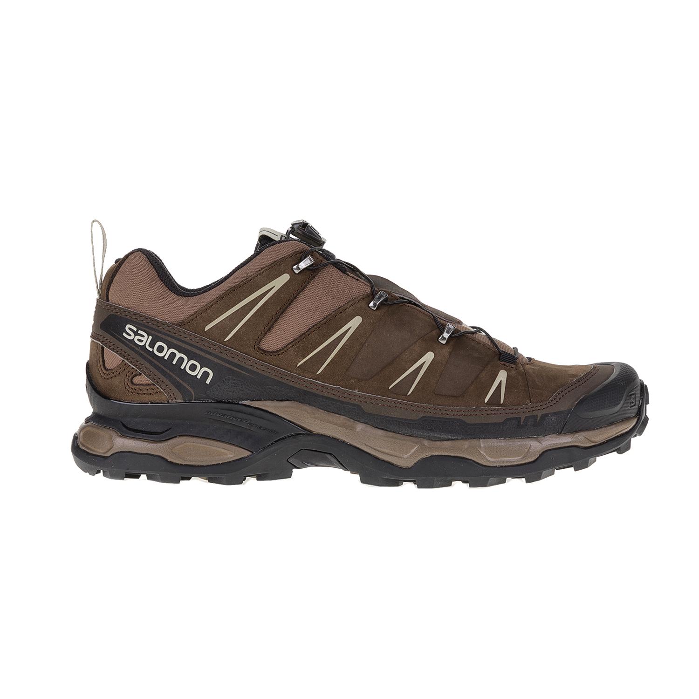 SALOMON – Ανδρικά παπούτσια ορειβασίας SALOMON καφέ