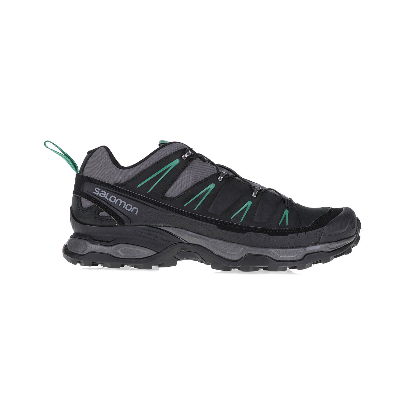 SALOMON – Ανδρικά παπούτσια HIKING and MULTIFUNCTION SHOE SALOMON μαύρα-γκρι