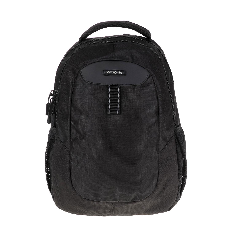 SAMSONITE – Τσάντα πλάτης WANDERPACKS BACKPACK S μαύρη 1625840.0-0000