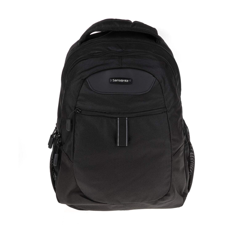 SAMSONITE – Τσάντα πλάτης WANDERPACKS BACKPACK M μαύρη 1625854.0-0000