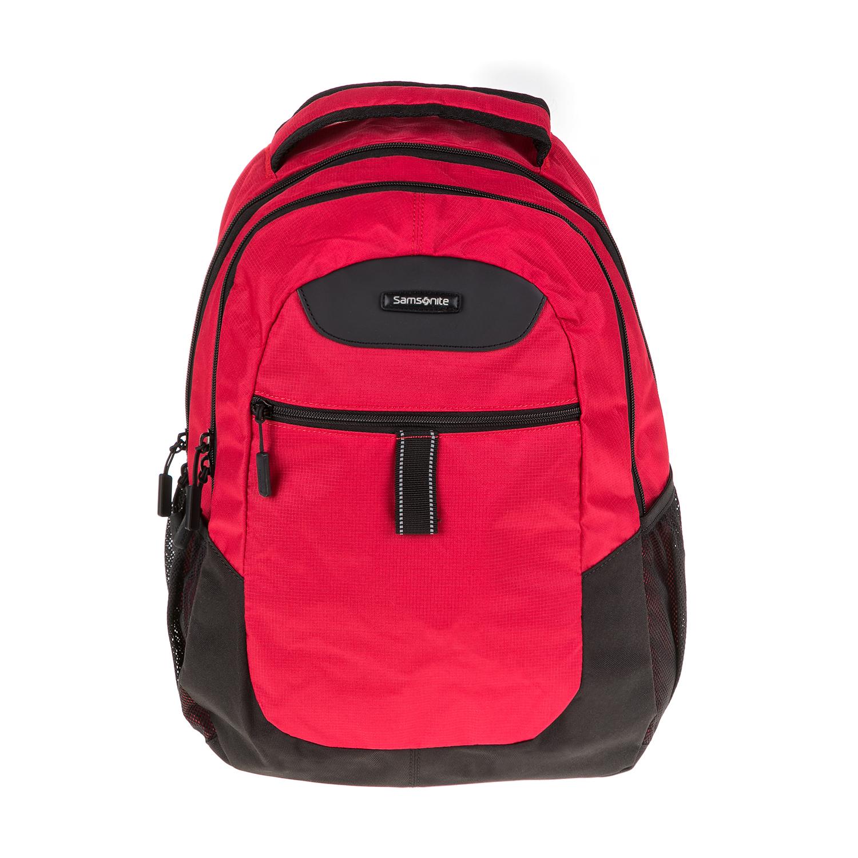 SAMSONITE – Τσάντα πλάτης WANDERPACKS M κόκκινη 1625856.0-0000