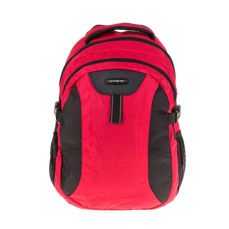 SAMSONITE – Τσάντα πλάτης WANDERPACKS LAP κόκκινη