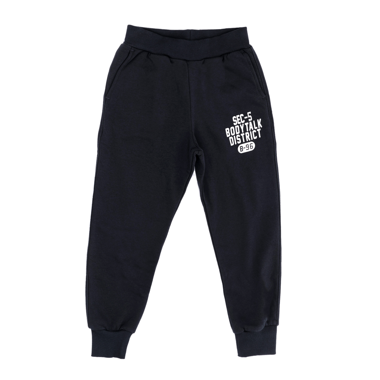 BODYTALK – Παιδικό παντελόνι/φόρμα BODYTALK μαύρο