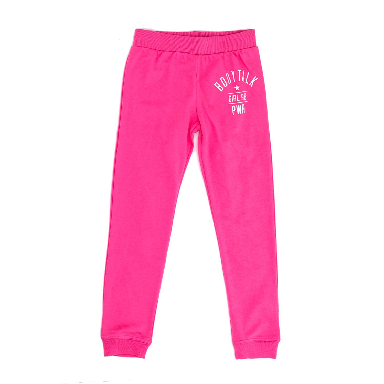 BODYTALK – Παιδικό παντελόνι/φόρμα BODYTALK ροζ