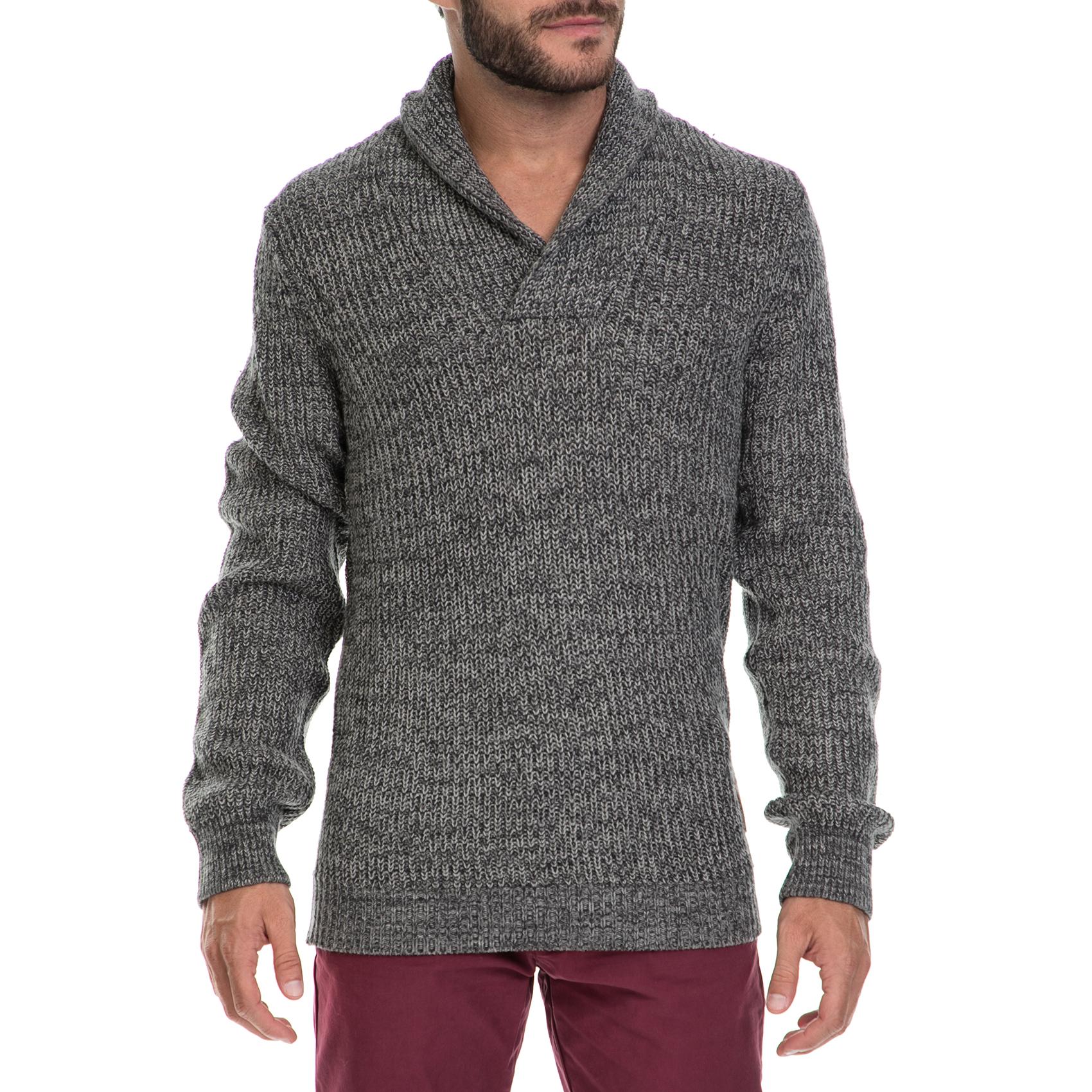 fa1312af0efd Ανδρικά   Ρούχα   Πλεκτά   Μπλούζες   GREENWOOD - Ανδρικό πουλόβερ ...