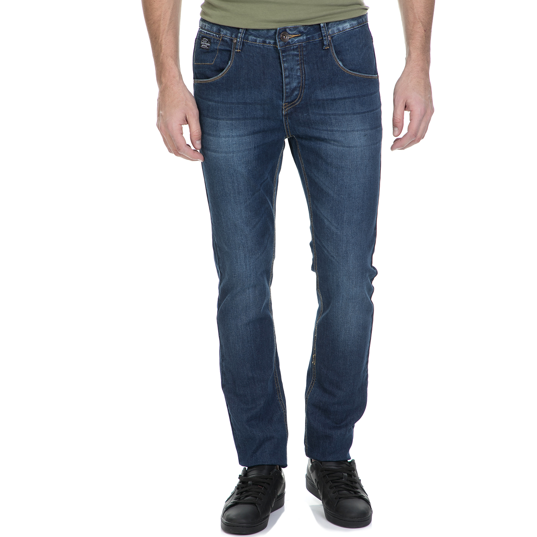 EMERSON – Ανδρικό τζιν παντελόνι EMERSON μπλε