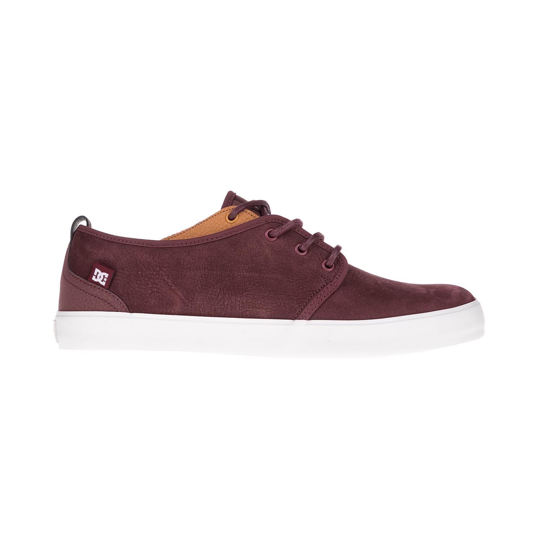 DC – Ανδρικά παπούτσια STUDIO 2 LE DC μπορντό