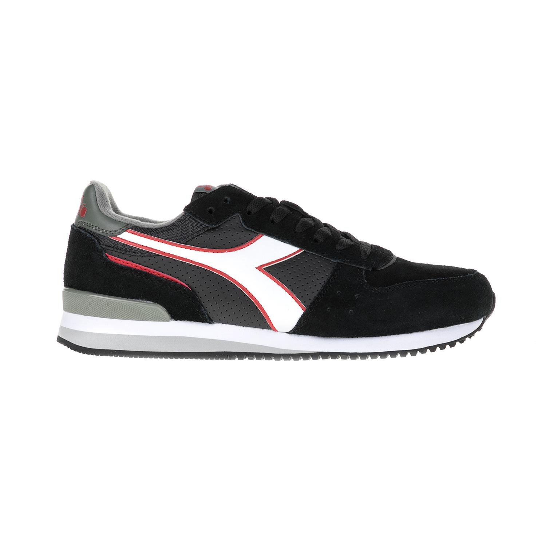 DIADORA – Unisex αθλητικά παπούτσια T3 MALONE S SPORT HERITAGE DIADORA μαύρα-λευκά