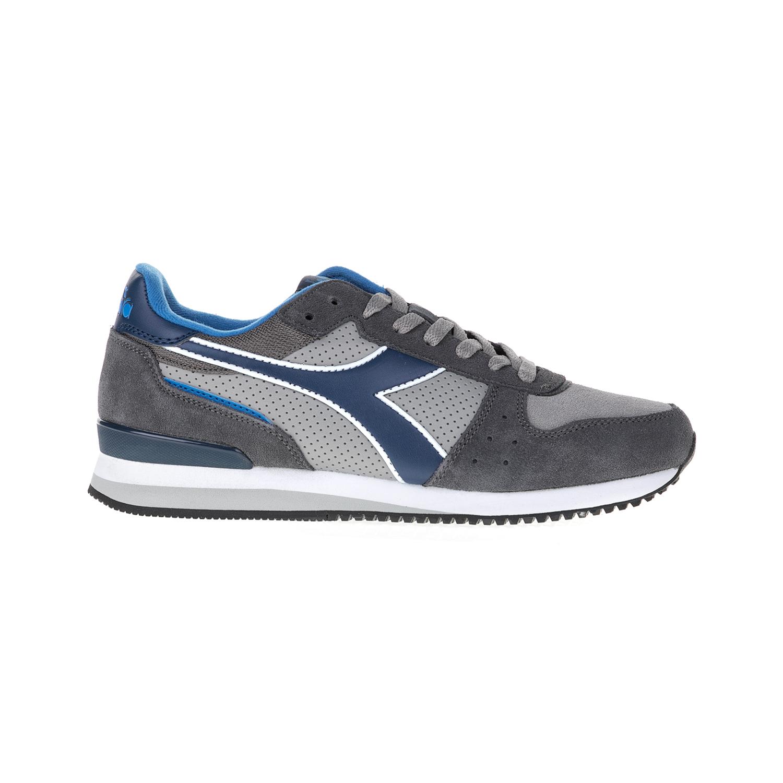 DIADORA – Unisex αθλητικά παπούτσια T3 MALONE S SPORT HERITAGE DIADORA γκρι-μπλε