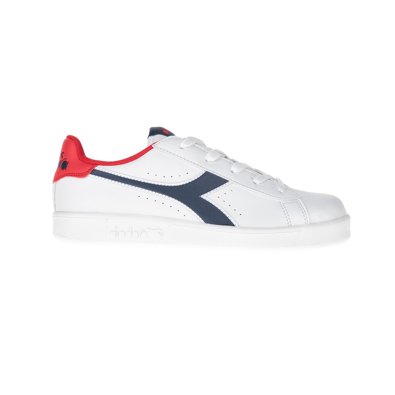 DIADORA – Παιδικά αθλητικά παπούτσια SPORT HERITAGE DIADORA λευκό-κόκκινο-μπλε