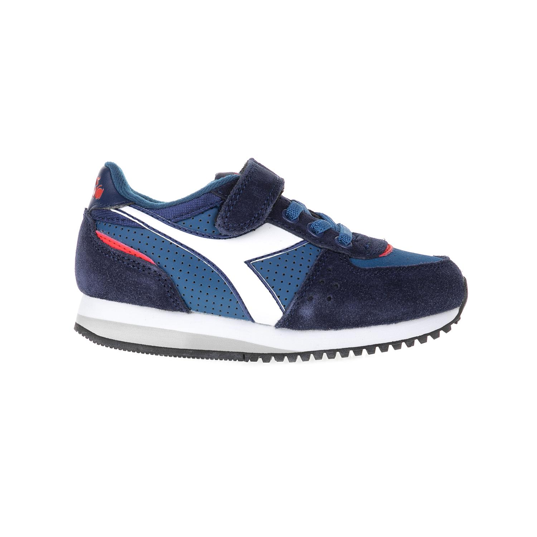 DIADORA – Παιδικά αθλητικά παπούτσια T3 MALONE S JR SPORT HERITAGE DIADORA μπλε