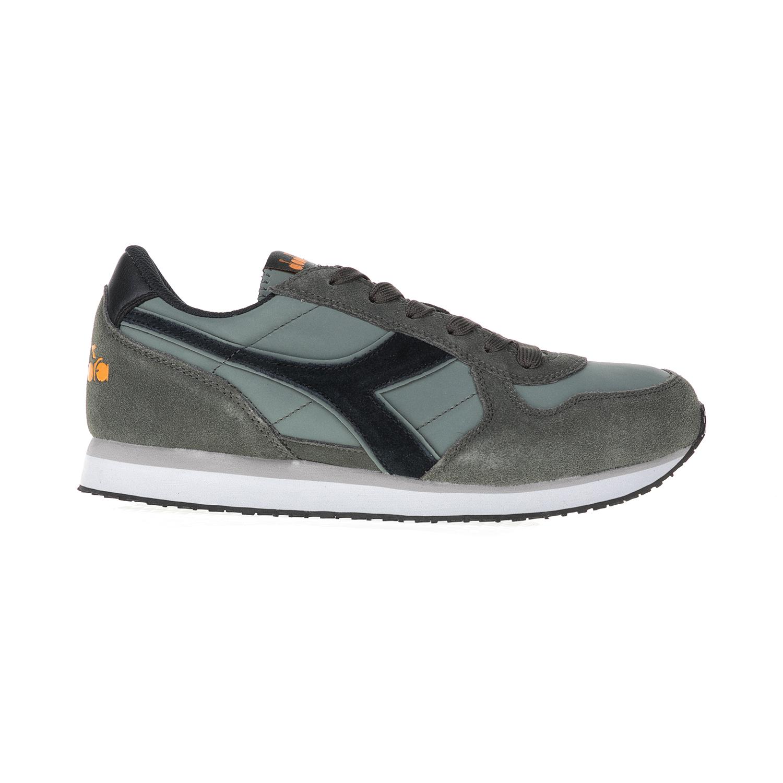 DIADORA – Ανδρικά αθλητικά παπούτσια T3 K-RUN L II SPORT HERITAGE DIADORA γκρι