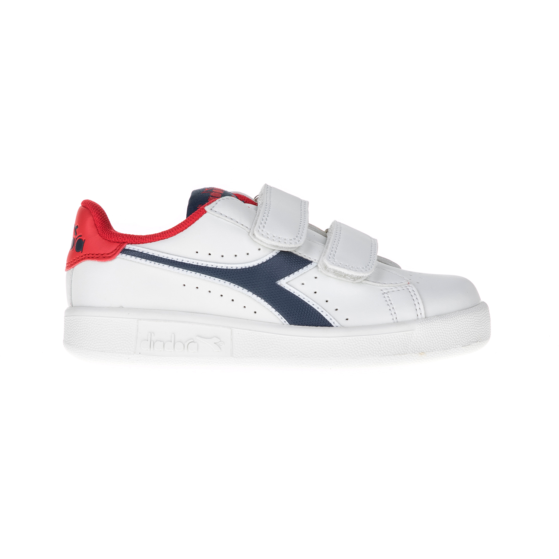 DIADORA – Παιδικά αθλητικά παπούτσια T3 GAME P JR SPORT HERITAGE DIADORA λευκά