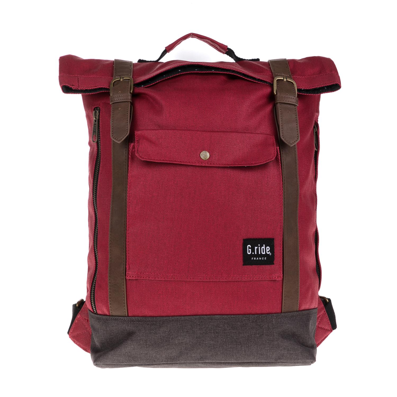 G.RIDE – Unisex τσάντα πλάτης BALTHAZAR G.RIDE κόκκινη