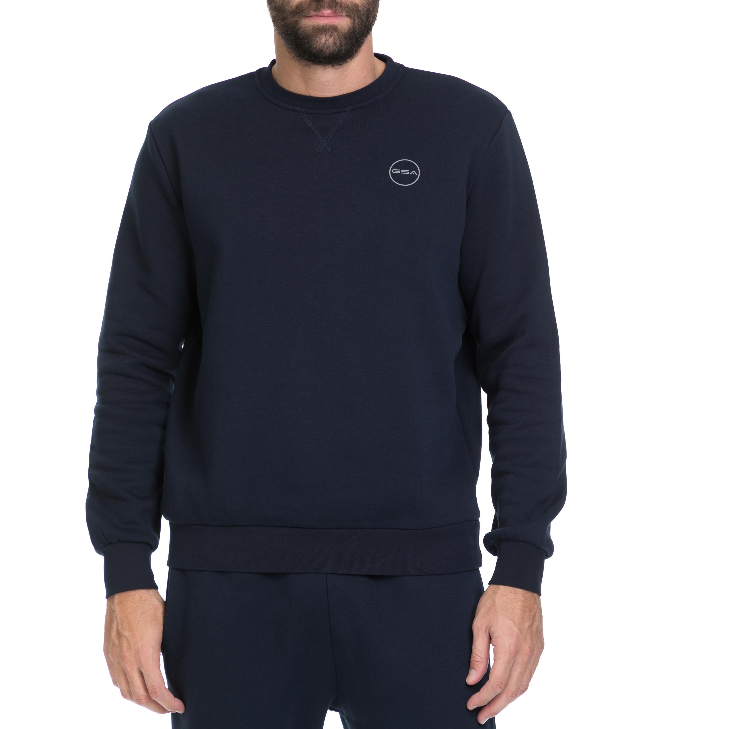 GSA – Ανδρικό φούτερ GSA μπλε