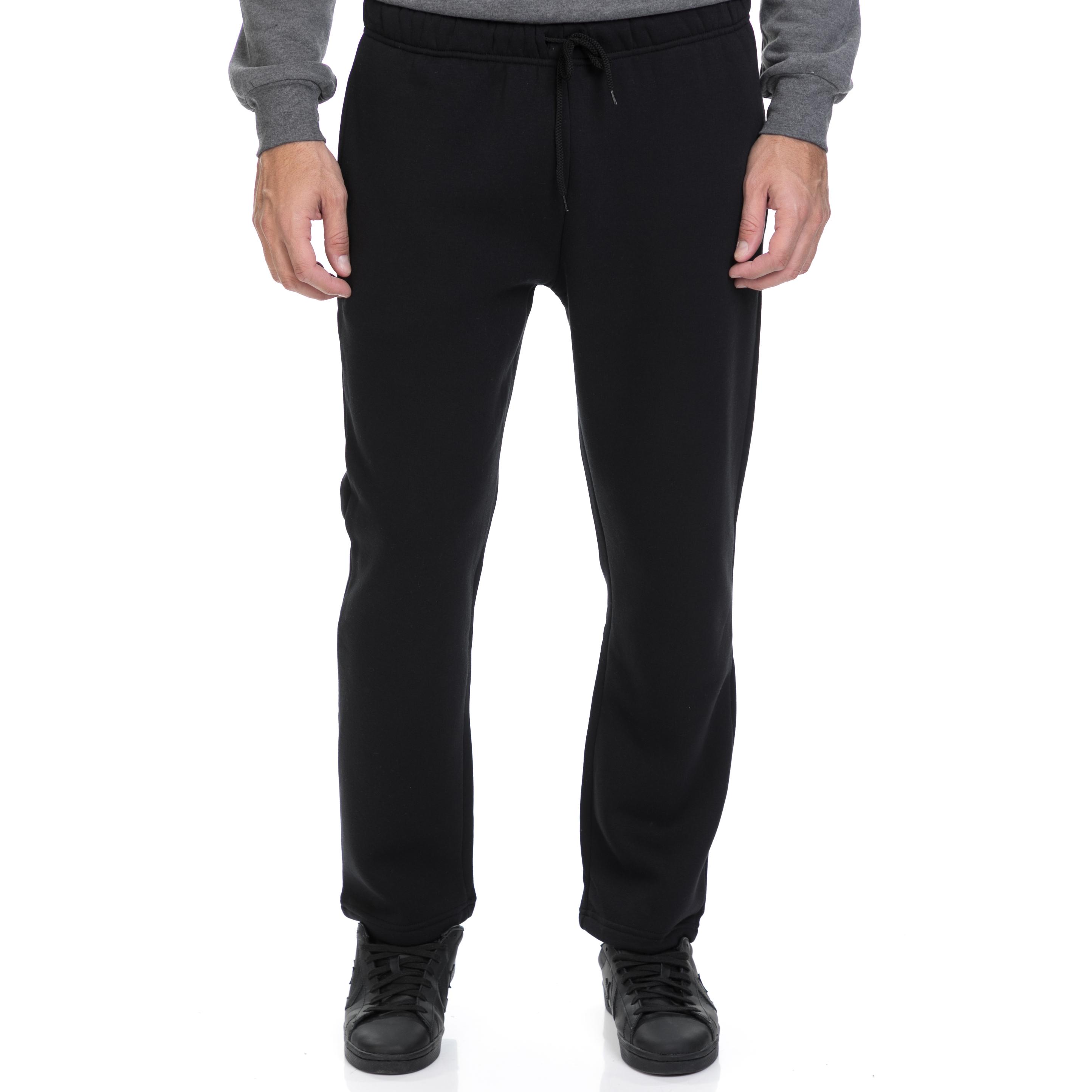 GSA - Ανδρική φόρμα GSA μαύρη ανδρικά ρούχα αθλητικά φόρμες