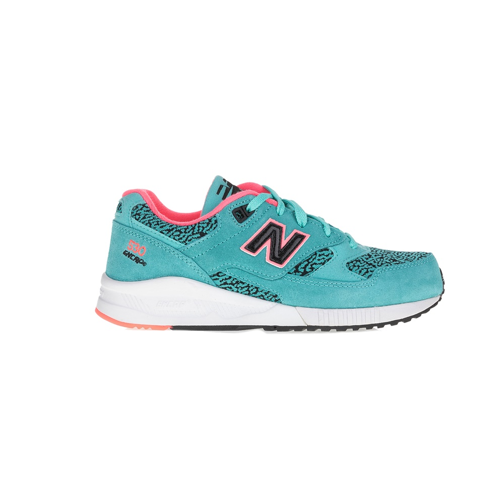 c1654a04454 NEW BALANCE - Γυναικεία sneakers NEW BALANCE τιρκουάζ