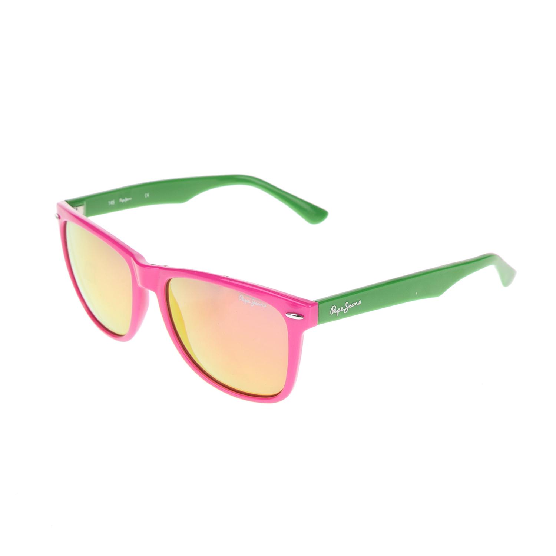 PEPE JEANS - Γυναικεία γυαλιά ηλίου PEPE JEANS πράσινα-φούξια f38f8c76df4