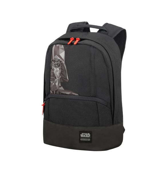 AMERICAN TOURISTER – Τσάντα πλάτης GRAB'N'GO DISNEY μαύρη