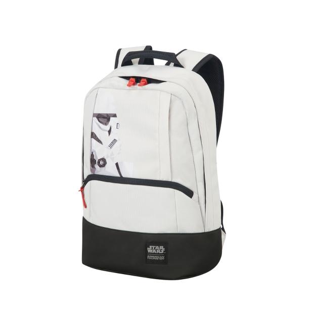 AMERICAN TOURISTER – Τσάντα πλάτης GRAB'N'GO DISNEY λευκή