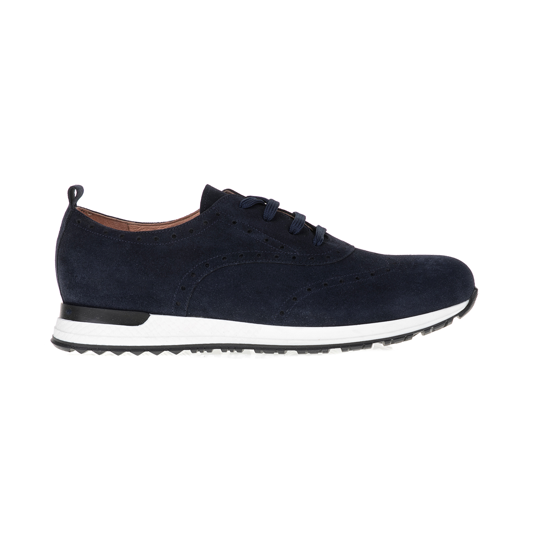 CHANIOTAKIS - Ανδρικά παπούτσια SPORT SOFTY μπλε 6c8c25af28a