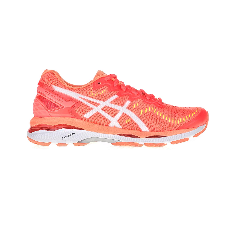 ASICS (FO) - Γυναικεία αθλητικά παπούτσια ASICS GEL-KAYANO 23 πορτοκαλί γυναικεία παπούτσια αθλητικά running