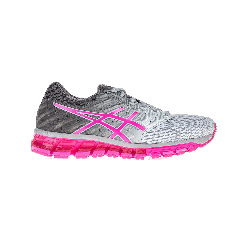 ASICS (FO) - Γυναικεία αθλητικά παπούτσια ASICS GEL-QUANTUM 180 2 γκρι-ροζ