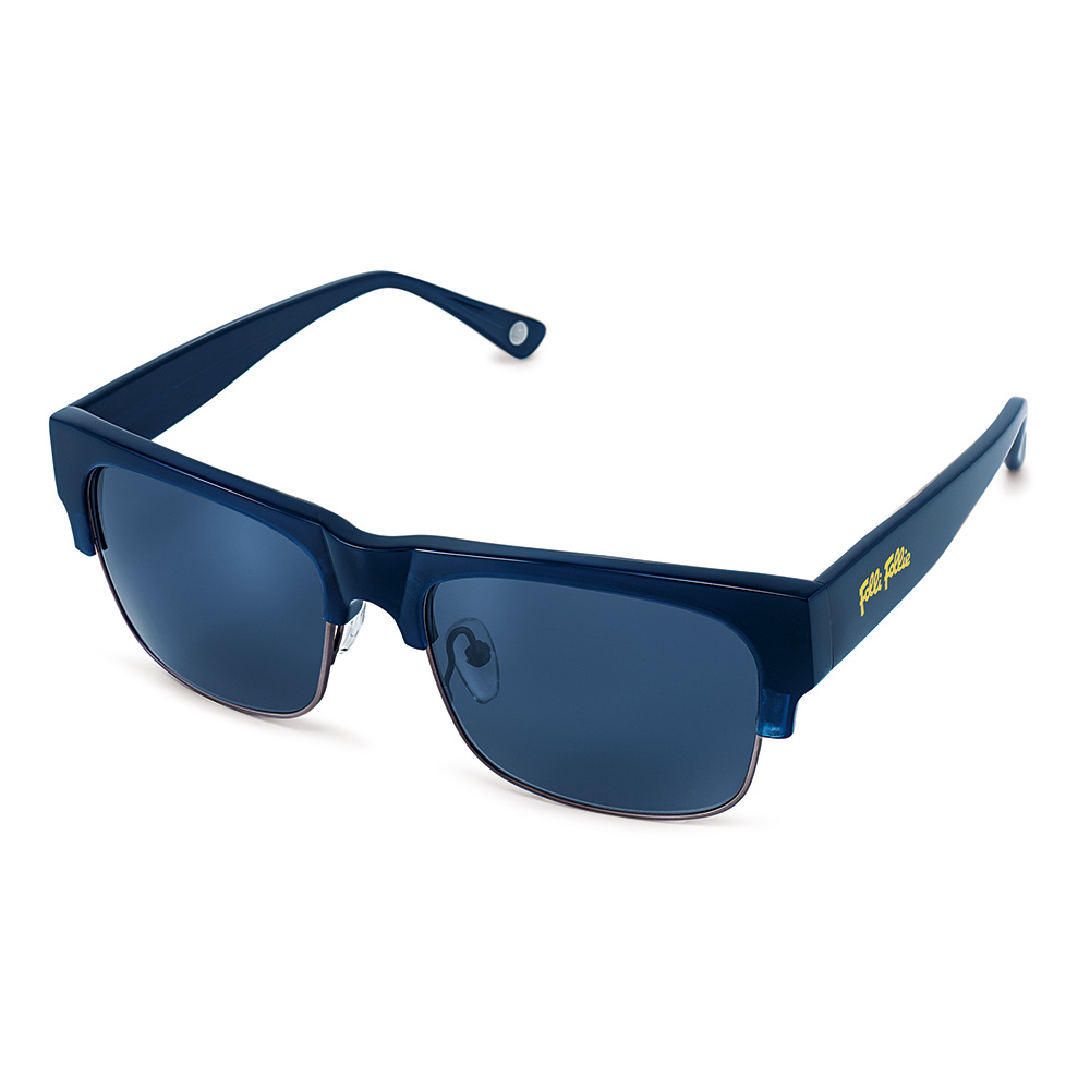 FOLLI FOLLIE - Γυναικεία γυαλιά ηλίου Folli Follie σκούρο μπλε ad85170e067