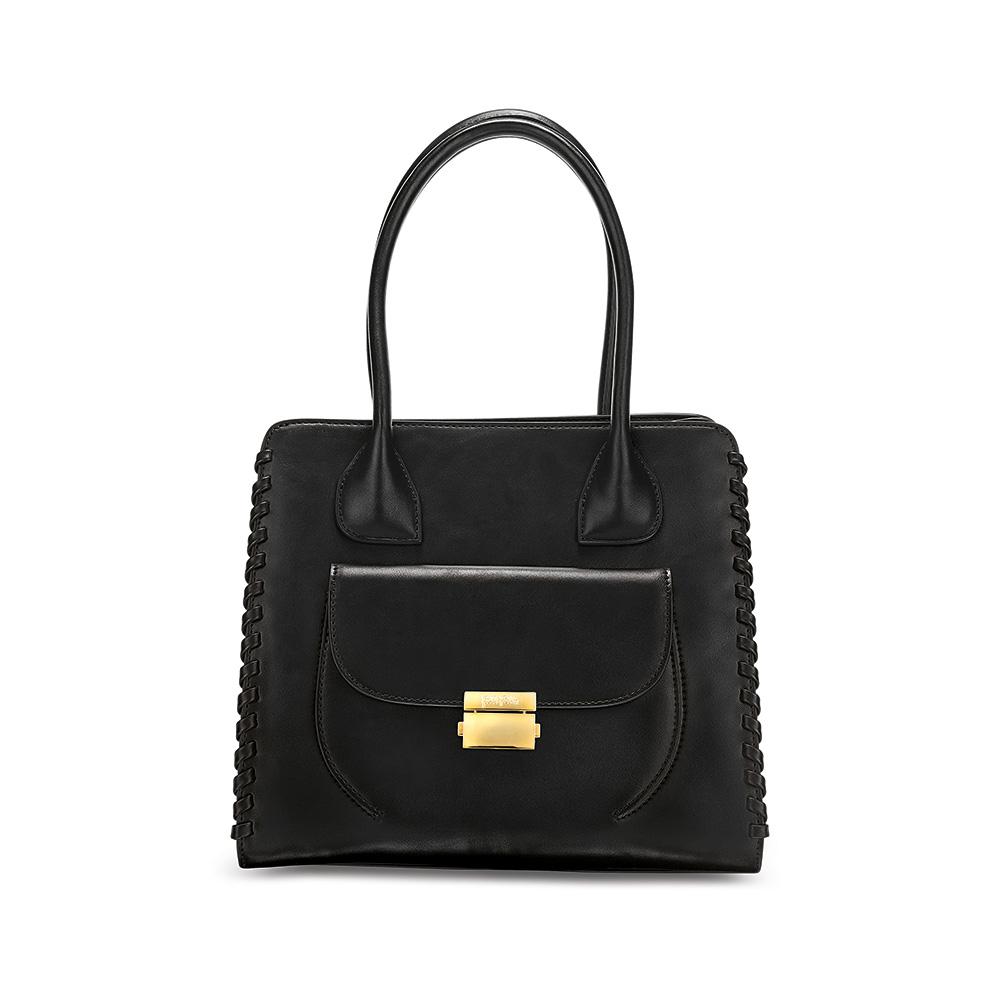 FOLLI FOLLIE – Γυναικεία τσάντα FOLLI FOLLIE μαύρη 1629164.0-0000