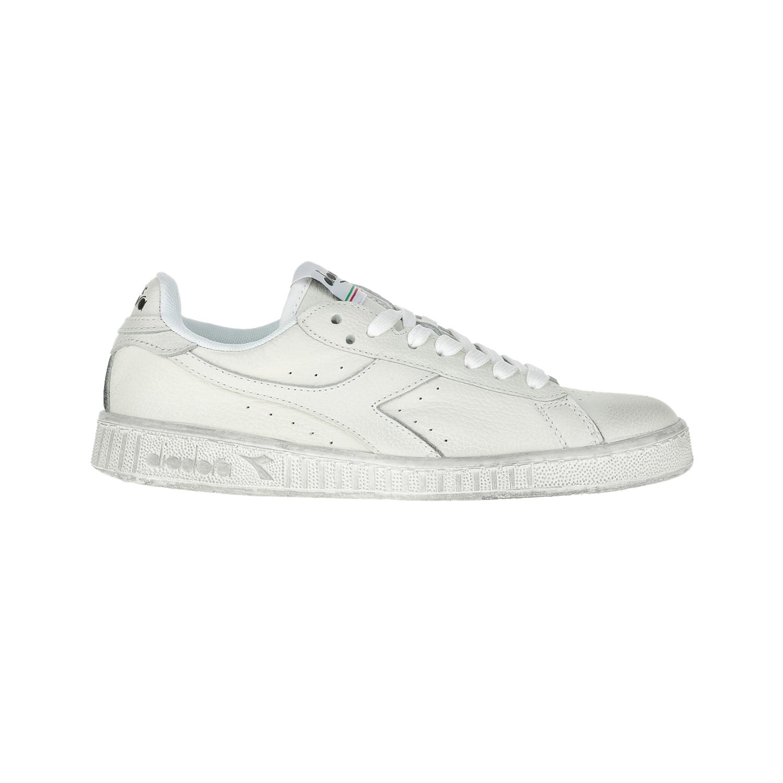DIADORA – Γυναικεία αθλητικά παπούτσια T1/T2 GAME L LOW WAXED DIADORA λευκά